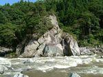 阿武隈 蓬莱岩1